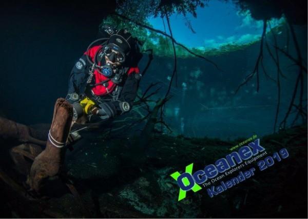 AUSVERkAUFT! Kalender Oceanex 2019, 14 Seiten 250g/qm, UV-hochglanzlackiert A3